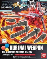 HG KURENAI WEAPON        1/144