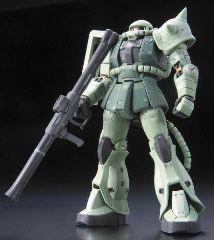 RG ZAKU II MS-06F        1/144