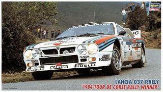 Lancia 037 Rally (84 Tour De Corse Rally Winner) Ha25030 1/24