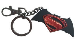 Portachiavi logo Batman vs Superman