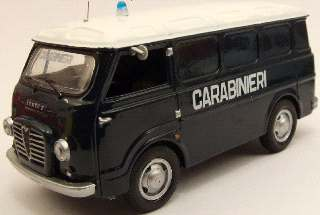 FURGONE CARABINIERI 1964  1/43