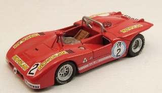 ALFA ROMEO 33.3 TT 1972   1/43