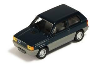 FIAT PANDA 45 1980 BLU    1/43