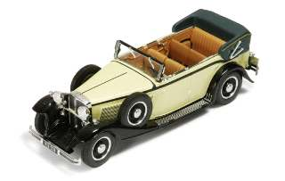 MAYBACH ZEPPELIN V12 DS8  1/43