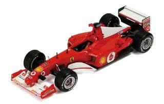 FERRARI F1 F2002 NUMERO 2 1/43