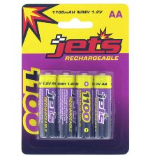 BLISTER STILO JETS 1100mah 4pz