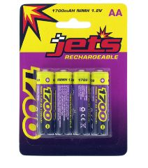 BLISTER STILO JETS 1700mah 4pz