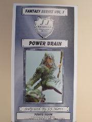 POWER DRAIN    kit resina 1/15
