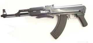 FUCILE JG WORKS AK47S IN ABS