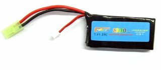 LiPo 7,4v 1300mAh E-TANG POWER