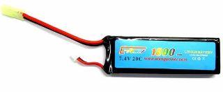 LiPo E-TANG 7,4v 1800mAh 20C