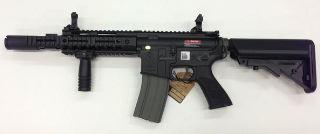 FUCILE ARES M4 CQB-4 METAL