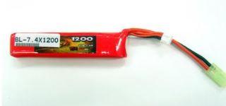 PACCO LiPo 7,4v 1200mAh    15C