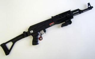 FUCILE ELETTRICO AK47 IN ABS