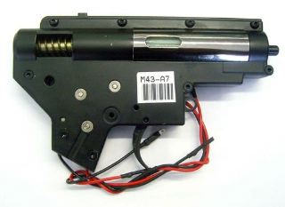 M43-A    GEARBOX 2 INGRANAGGI