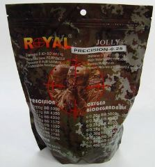 BUSTA PALLINI ROYAL     0,25gr