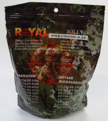 BUSTA PALLINI ROYAL     0,28gr