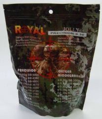 BUSTA PALLINI ROYAL     0,30gr