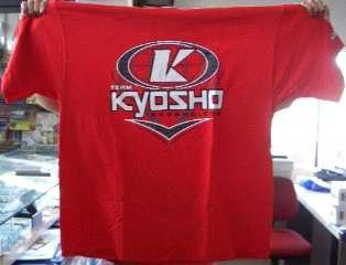 T-SHIRT KYOSHO      MISURA XXL
