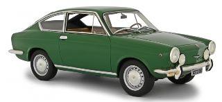 Fiat 850 Sport Coupè Verde 1968 1/18