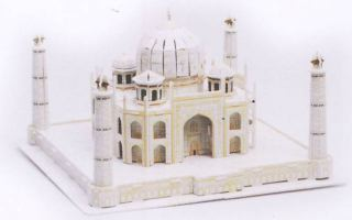 TAJ MAHAL     MONUMENTI IN KIT