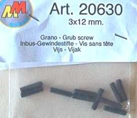 GRANI 3x12                10pz