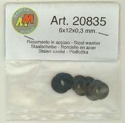 RASAMENTO 6x12x0,3mm      10pz
