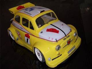 CARROZZERIA FIAT 500       1/8