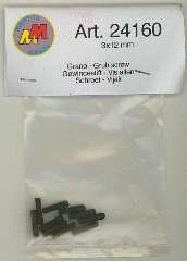GRANI 3x12mm              10pz