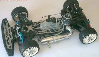 I-FENIX .3 RALLY 4x4 BELT 1/8