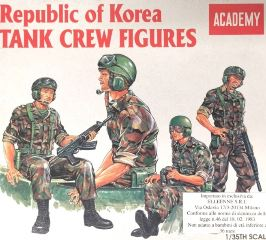 CARRISTI REPUB.OF COREA   1/35