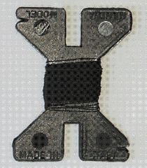 CANAPA NERA 10 metri   mm 0,25