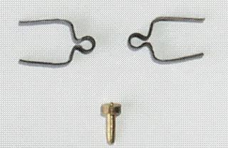 CERNIERE x TIMONE 2x10mm  10pz