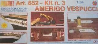 AMERIGO VESPUCCI KIT n°3  1/84