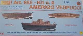 AMERIGO VESPUCCI KIT N.6  1/84