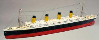 TITANIC n°1 SCAFO 1350mm 1/200