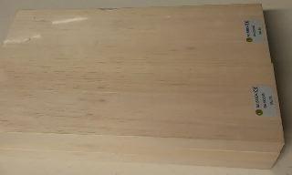 Blocchi balsa 25x100x350   6pz