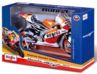 HONDA REPSOL RC213V 2014  1/10