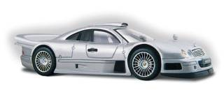 MERCEDES CLK-GTR  METAL   1/43