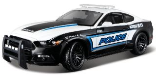 FORD MUSTANG GT POLICE    1/18