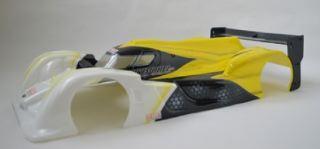 CARROZZERIA LM16 PROTO  PER F1