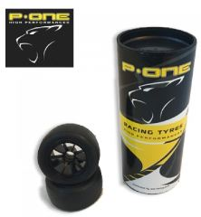 TRENO GOMME FORMULA P-ONE 1/10