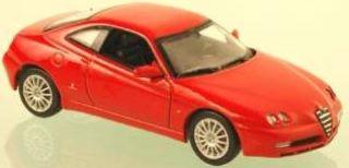 ALFA ROMEO GTV 2003 ROSSA 1/43