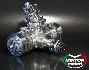 MOTORE 110cc CON KIT CANISTER