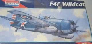 F 4F WILDCAT              1/48