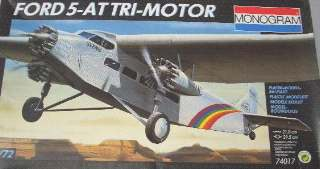 FORD TRIMOTOR  AEREO      1/72