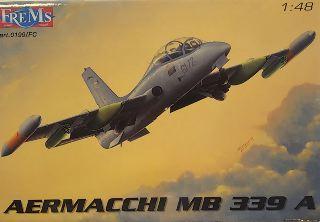 AERMACCHI MB339A          1/48