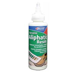 DELUXE Aliphatic Resin piccola 112gr colla alifatica