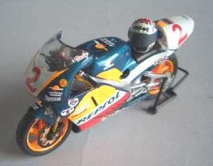 HONDA NSR 500 OKADA 1998  1/24