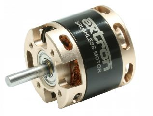 Motore brushless Extron 2814/12 1300kv 35x36mm